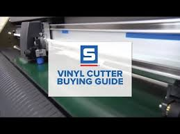 Vinyl Cutter Buying Guide Youtube