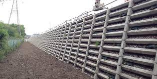 Andacrib Concrete Crib Retaining Walls Fp Mccann
