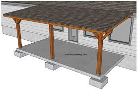 build your patio cover or deck cover