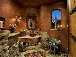 southwest bathroom decor