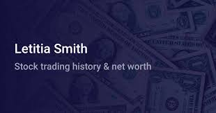 Letitia Smith Net Worth (2020) | wallmine GB