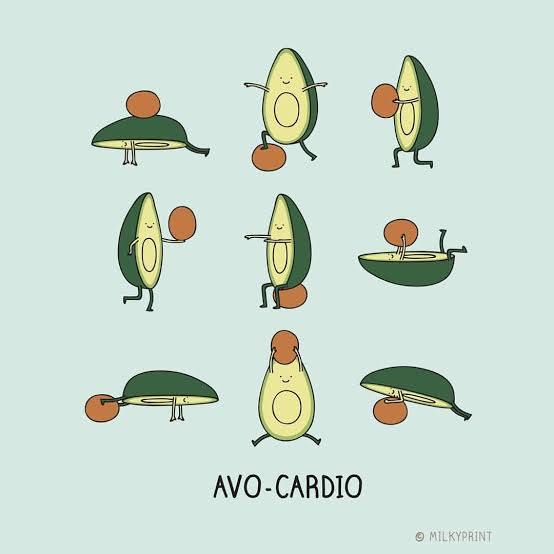 Image result for avocado exercise""