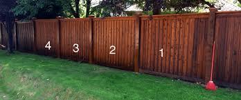 Cedar Wood Cedar Wood Fence Stain