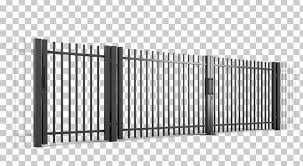 Fence Wicket Gate Guard Rail Metal Png Clipart 2d Computer Graphics Angle Black And White Fence
