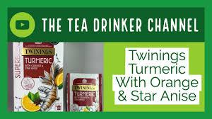 orange star anise herbal tea review