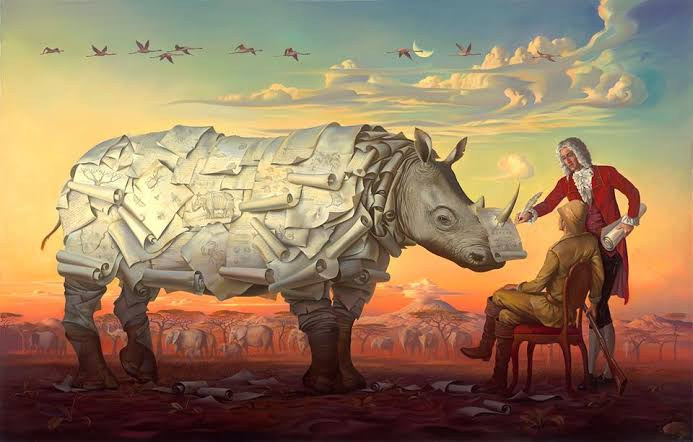Image result for Vladimir Kush""