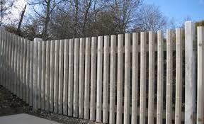 Precast Concrete Spurs Fence Repair Spurs Allen Concrete