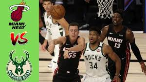 Milwaukee Bucks vs Miami Heat - Highlights 2nd Qtr | Game 3 Semi-finals