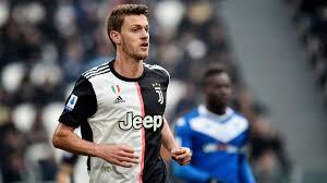 Daniele Rugani: Juventus Defender Tests ...