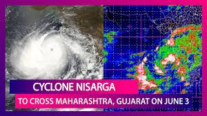 When Will Cyclone Nisarga Hit Mumbai ...