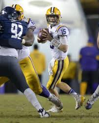 Here's why LSU backup quarterback Myles Brennan is hearing strong praise  from Ed Orgeron   LSU   theadvocate.com
