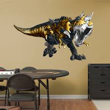 Grimlock Age Of Extinction Transformers Entertainment Baby Nursery Wall Decals Wall Decals Kids Wall Decals