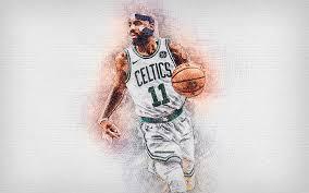 hd wallpaper basketball kyrie irving