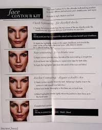 sleek makeup face contour kit review