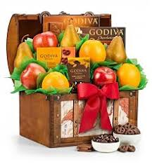 new york city fruit baskets