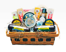 wisconsin cheese and sausage large gift