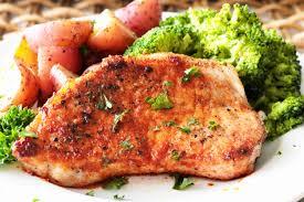 Baked Pork Chops Recipe - The Anthony Kitchen