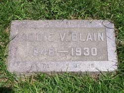 "Adeline Virginia ""Addie"" Bowman Blain (1848-1930) - Find A Grave Memorial"