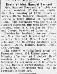 Myrtle Russell Barnard obituary - Newspapers.com