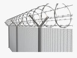 Transparent Barb Wire Fence Png Free Transparent Clipart Clipartkey