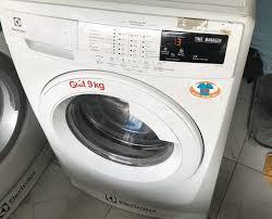 Máy giặt electrolux 9kg loại nào tốt và tiết kiệm điện?