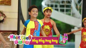 TÂM LINH - Nhảy cùng BiBi - Học múa Bống Bống Bang Bang