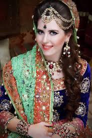 bridal makeup looks in stan 2018