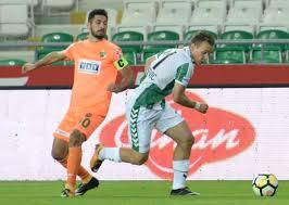 Konyaspor vs Alanyaspor Turkish Super Lig 2017/2018