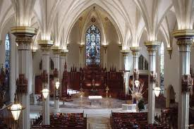 Image result for cathedral of the immaculate conception fort wayne ambo image