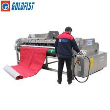 rug cleaning machine with nozzles