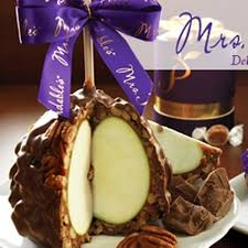 gourmet treats from mrs