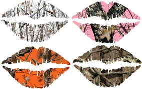 You Pick Size And Color Camouflage Lips Sticker Lips Decal For Car Or Truck Girls Sticker Truck Decals Trucks And Girls Camo Car