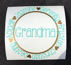 Grandma Decals For Cups Chilangomadrid Com