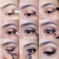 simple eye makeup step by saubhaya makeup