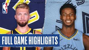 PACERS at GRIZZLIES | FULL GAME HIGHLIGHTS