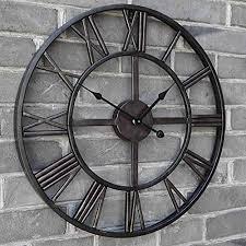78cm classic vintage cast iron wrought