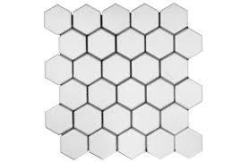big hexagon euro tile stone euro