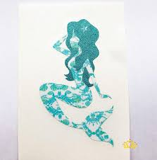 Mermaid Beach Vinyl Decal Sticker For Car Tumbler Laptop Or Cup 3 5 Inches Blog Transfermyauto Com