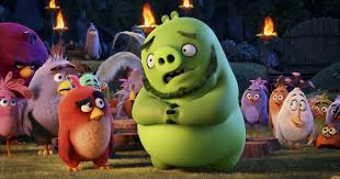 Angry Birds' lacks 'Lego' heart