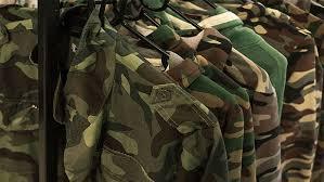military surplus business