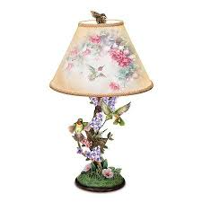 garden jewels lena liu hummingbird lamp