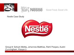 PPT - Nestle Case Study PowerPoint Presentation, free download - ID:729963
