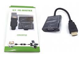 Cáp chuyển HDMI to VGA Loại Tốt - Công Nghệ Miền Tây