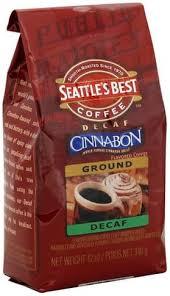 ground decaf cinnabon coffee 12 oz