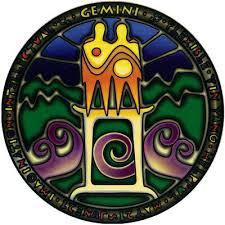 Gemini Astrological Sign Window Sticker Decal Ebay
