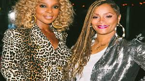 Mary J. Blige And Simone I. Smith Host A 'Night Of Sisterhood ...