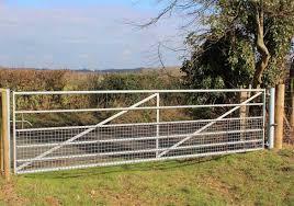 Farm Gates Agricultural Gates Jacksons Fencing