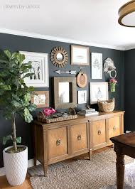 tips my home office art wall