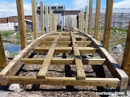 handcrafted garden bridge build cedar