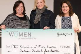 P.E.I. chapter of 100 Women Who Care make donation to 12th Island charity  in three years   Provincial   News   The Guardian